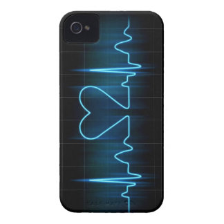 Beat of my Heart iPhone 4 Case