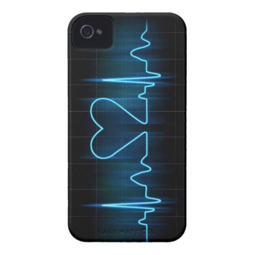 Beat of my Heart Blackberry Bold Cases