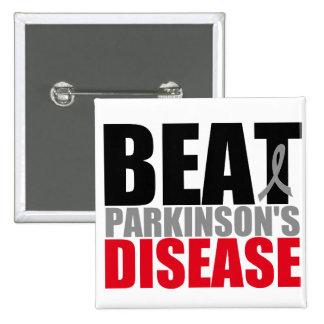 BEAT Parkinson's Disease 2 Inch Square Button