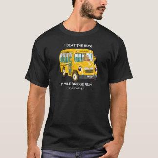 Beat the Bus, 7 Mile Bridge Run T-Shirt