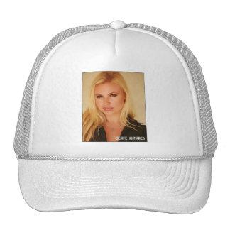 Beate Mesh Hats