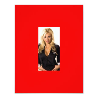 Beate 4.25x5.5 Paper Invitation Card