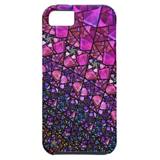 BEATIFUL STAINED GLASS CASE