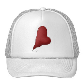 Beating Heart Trucker Hat
