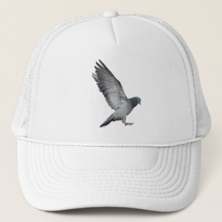 Beating wings trucker hat