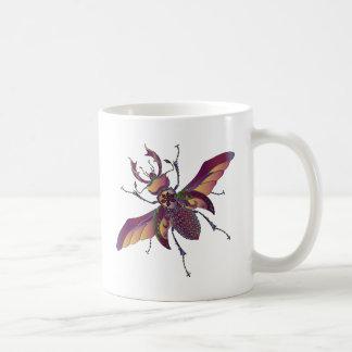 beatle coffee mug