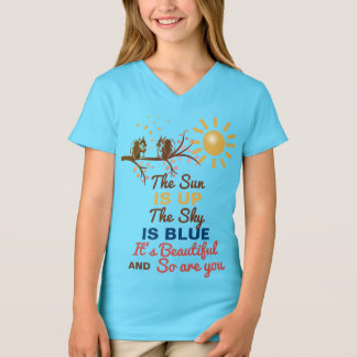 Beatles - Dear Prudence - The Sun Is Up T-Shirt