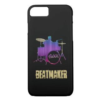 Beatmaker Drummer iPhone 7 Case