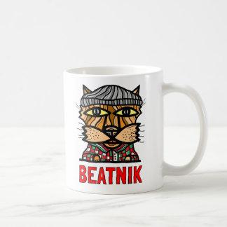 """Beatnik"" 11 oz Classic Mug"