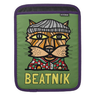 """Beatnik"" iPad, iPad Mini, MacBook Air Sleeve"