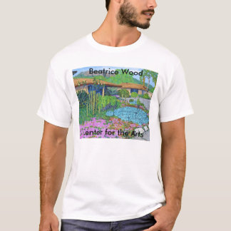 Beatrice Wood Center for the Arts t-shirt