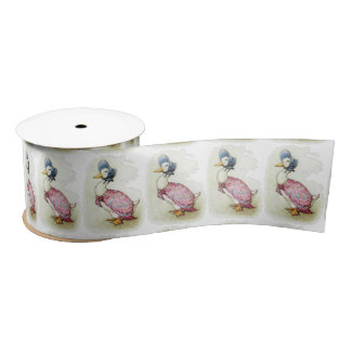 Beatrix Potter, Jemima Puddle Duck, Satin Ribbon