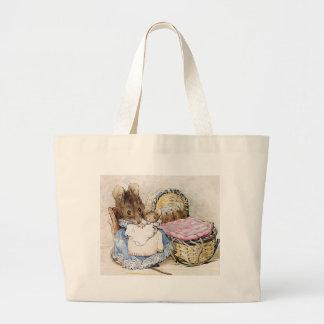Beatrix Potter Large Tote Bag