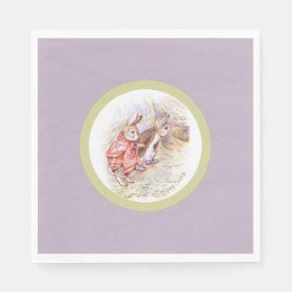 Beatrix Potter Paper Napkins
