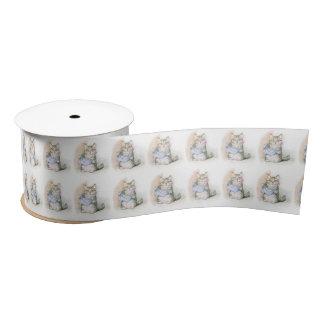 Beatrix Potter Tom Kitten Ribbon, 2 Yard Spool Satin Ribbon