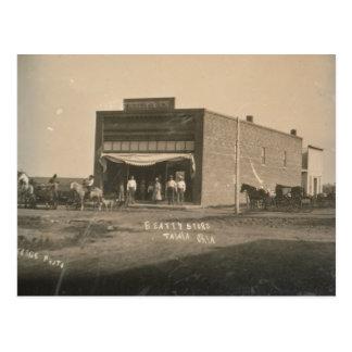Beatty Store Postcard