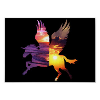 Beaty & the unicorn poster