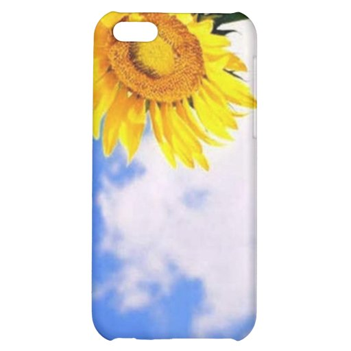 Beau coque iphone de tournesol coque iPhone 5C
