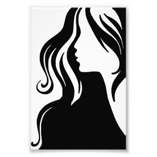 beau femelle de fille de portrait de la femme photographes