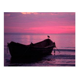 beau lever de soleil cartes postales