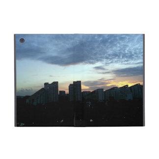Beau lever de soleil de luxe coques iPad mini