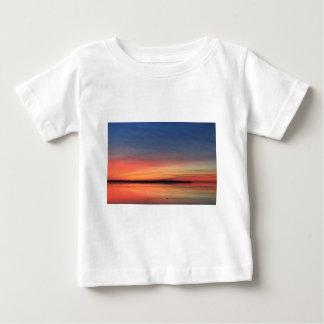 Beau lever de soleil t-shirt pour bébé