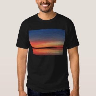 Beau lever de soleil tee shirts