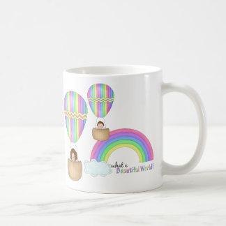 Beau monde ! tasse à café