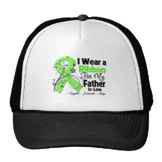 Beau-père - ruban de lymphome casquette