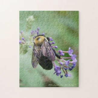 Beau-tiful Bee! Jigsaw Puzzle