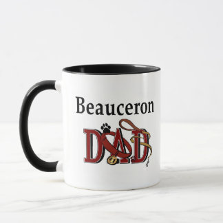 Beauceron Dad Mug