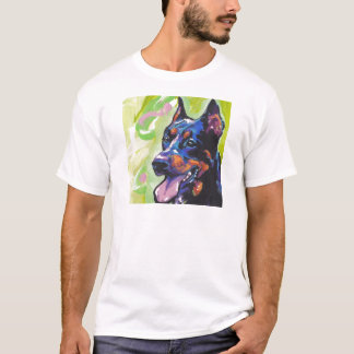 beauceron Dog Pop Art T-Shirt