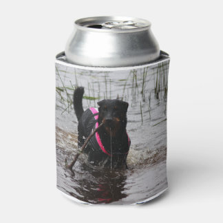 beauceron in water.png can cooler