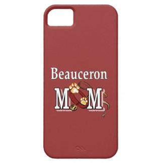 Beauceron Mom Gifts iPhone 5 Cases