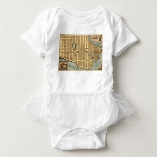 Beaufort 1860 baby bodysuit