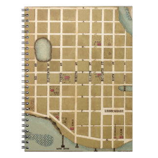 Beaufort 1860 notebook