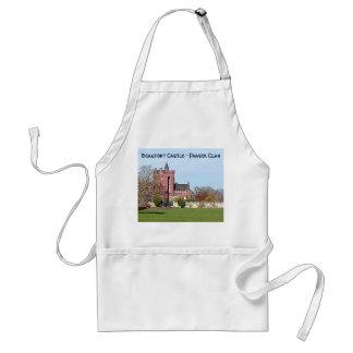 Beaufort Castle – Fraser Clan Standard Apron