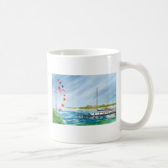 Beaufort North Carolina Coffee Mug