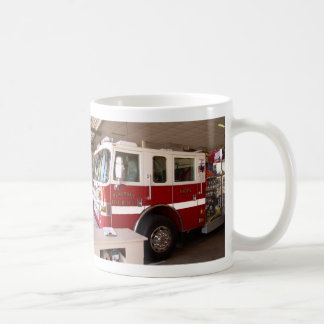 Beaumont Fire Dept. Coffee Mug