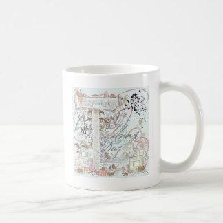 beauté de sommeil de collection mugs