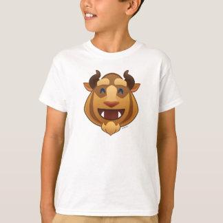 Beauté et la bête d'Emoji | de bête T-shirt