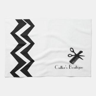 Beautician / Barber Custom Name  Towels