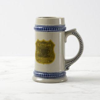 Beautician Caffeine Addiction League Mug