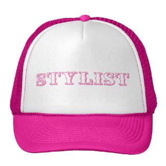 Beautician hat. trucker hat
