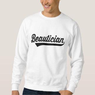 Beautician Sweatshirt