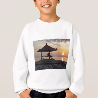 Beautidul sunrise in Bali Sweatshirt