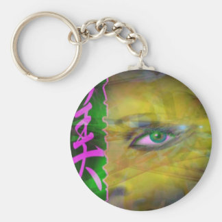 Beautiful 2 keychain