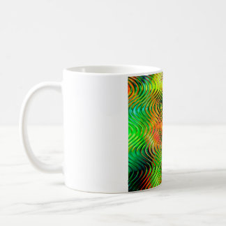 Beautiful  abstract 77 coffee mug