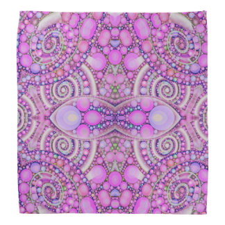 Beautiful Abstract Pattern Bandana