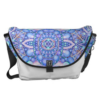 Beautiful Abstract Pattern Messenger Bag